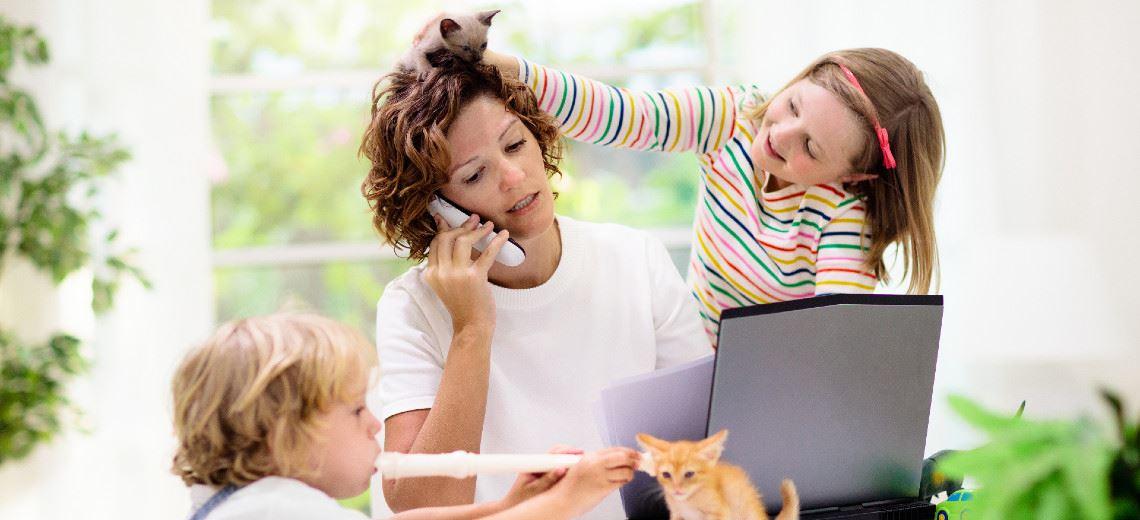 Domácí výuka podle zásad Montessori