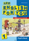 New English for You 1 učebnice - Educi