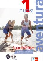 Aventura nueva 1 (A1-A2) – MP na CD - Klett
