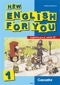 New English for You 1 CD pack (soubor 2CD) - Educi