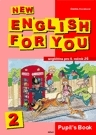 New English for You 2 učebnice - Educi