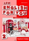 New English for You 2 metodická příručka - Educi