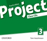 Project Fourth Edition 3 audio CD - Oxford