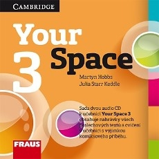 Your Space 3 pro ZŠ a VG 2CD - Fraus