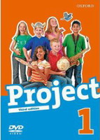 Project Third edition 1 DVD - Oxford